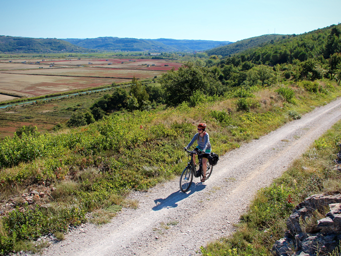 Cycling Istrian Coastal Tour
