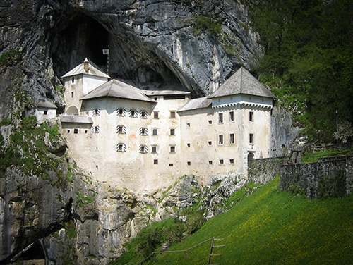 The story behind mighty Predjama castle