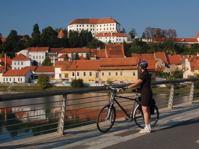 Helia Cycling Tour Castles of Slovenia