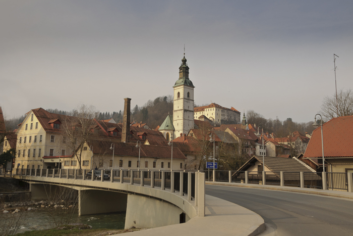 short cycling tour in NW Slovenia - Lakes to cities