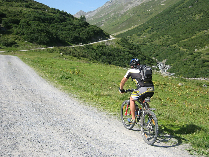 National Park Triglav MTB biking