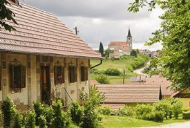 cyclingslovenia_wine and wellness tour_village road